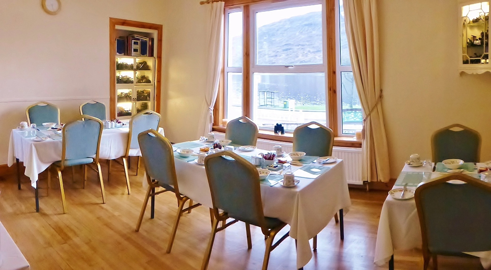 Bed & breakfast in Fort William, Dining Room